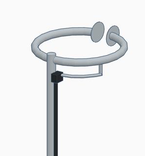 Halo antenna