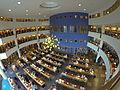 Handelshögskolan, Göteborg, läsesalen 4.JPG