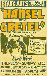 Hansel and Gretel by Engelbert Humperdinck (theatre adaptation).jpg