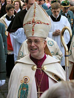 Hans-Josef Becker - Archbishop Hans-Josef Becker
