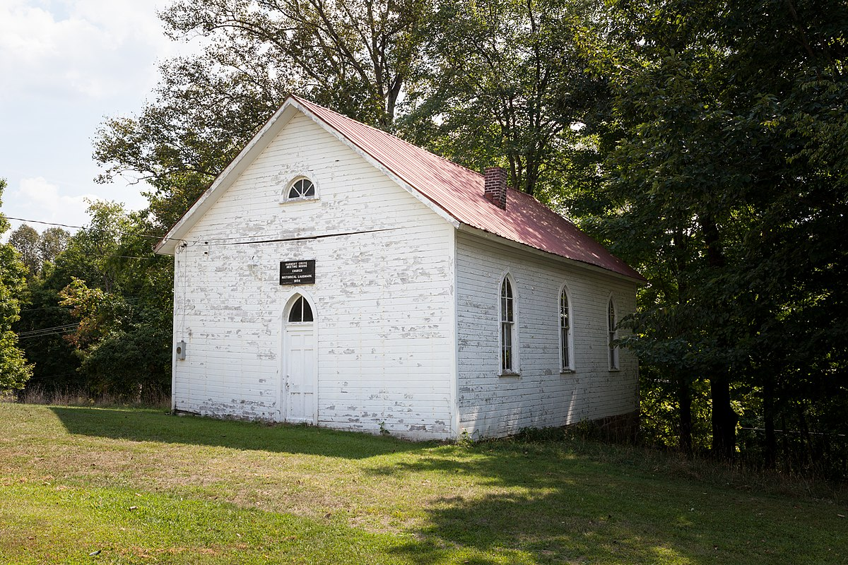 Harmony grove meeting house wikidata for Harmony grove