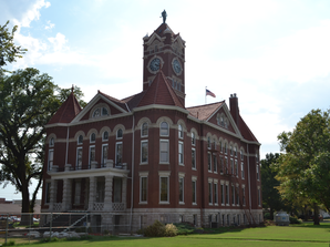Harper County Courthouse