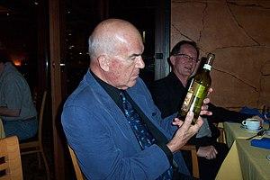 Harry Mathews - Harry Mathews in 2004