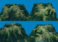 Harta 3D pentru Parangul Mare, Romania - BLANK.png
