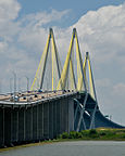 Fred Hartman Bridge, Baytown Bridge