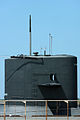 Harushio class submarine, -Port of Sakata -6 Aug. 2010 b.jpg