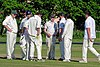 Hatfield Heath CC v. Netteswell CC on Hatfield Heath village green, Essex, England 29.jpg