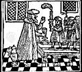 Havdala ceremony (woodcut, Amsterdam, 1662).jpg