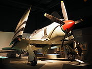 Hawker Sea Fury at the AWM May 2015.jpg