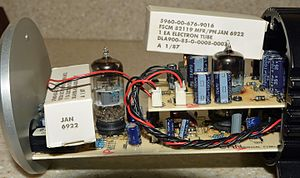6DJ8 - Two 6922s used in a headphone amp