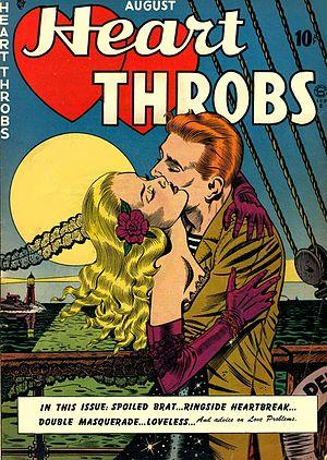 Heart Throbs - Image: Heart Throbs No. 1
