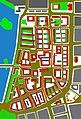 Heilbronn Bebauungsplan der Altstadt von Prof. Hans Volkart vom 26 August 1946.JPG