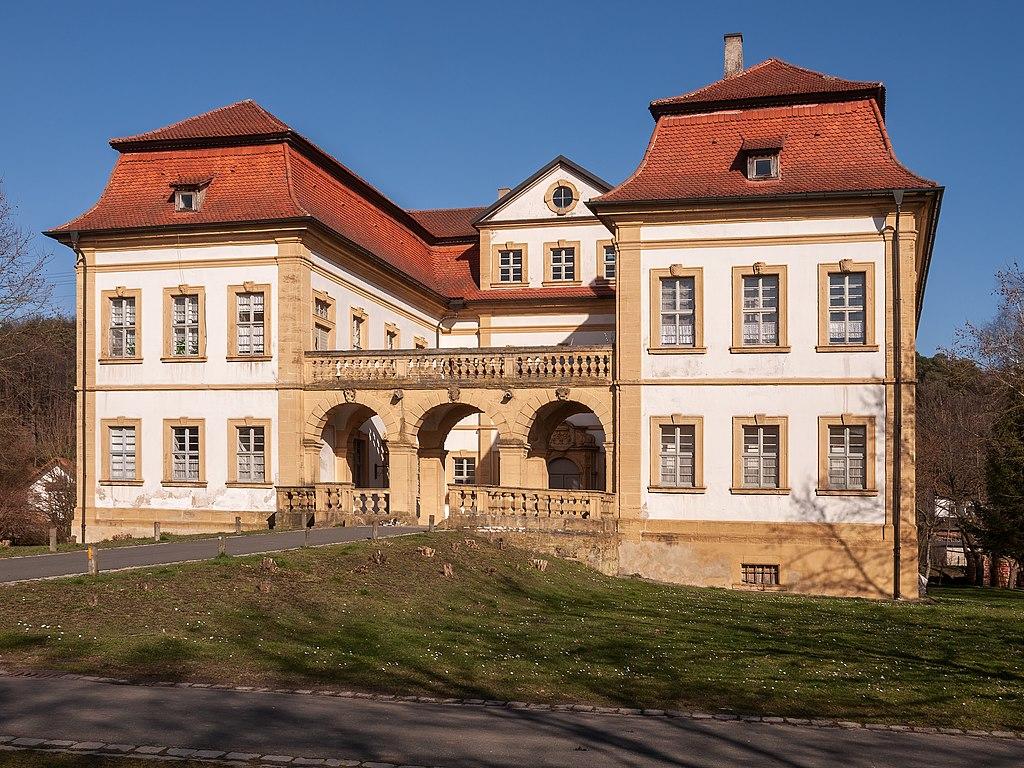 Heilgersdorf Schloss