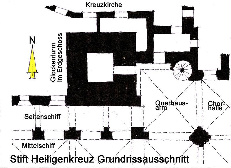 File:Heiligenkreuz Glockenturm.jpg