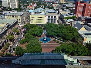First Coast - Image: Hemming Park