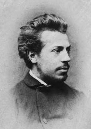 Henrik Pontoppidan - Pontoppidan c. 1874