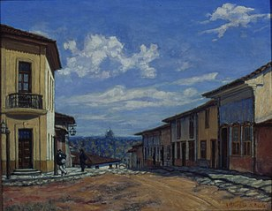 Largo do Ouvidor, 1858
