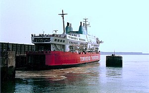 MS Herald of Free Enterprise - Wikipedia, the free encyclopedia