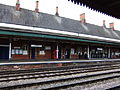 Hereford railway station - DSCF1896.JPG