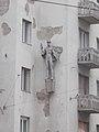 Hermes. - Bem József Street, Budapest.JPG