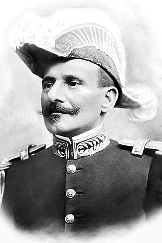 Hermes da Fonseca - Hermes da Fonseca in military uniform, c. 1910