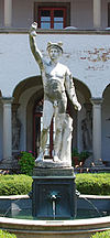 Hermes the Roman Sculpture.jpg