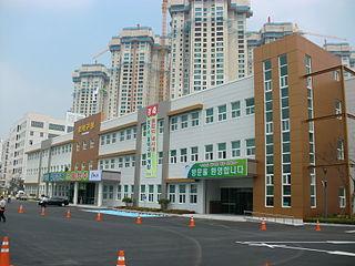 Heungdeok-gu Non-autonomous District in Hoseo, South Korea