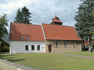 Hillerse - Lutheran church
