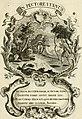 Historica notitia rerum Boicarum - symbolis ac figuris aeneis illustrata - in funere Caroli VII. Romanorum Imperatoris semp. aug. virtutum triumpho, solemnium quondam occasione exequiarum, accommodata (14561594070).jpg