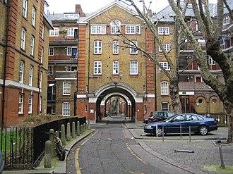 Bourne Estate - Bourne Estate