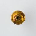 Hollow spherical bead with the Names of Ramesses II and Queen Isetnefret MET 1970.54 EGDP013708.jpg