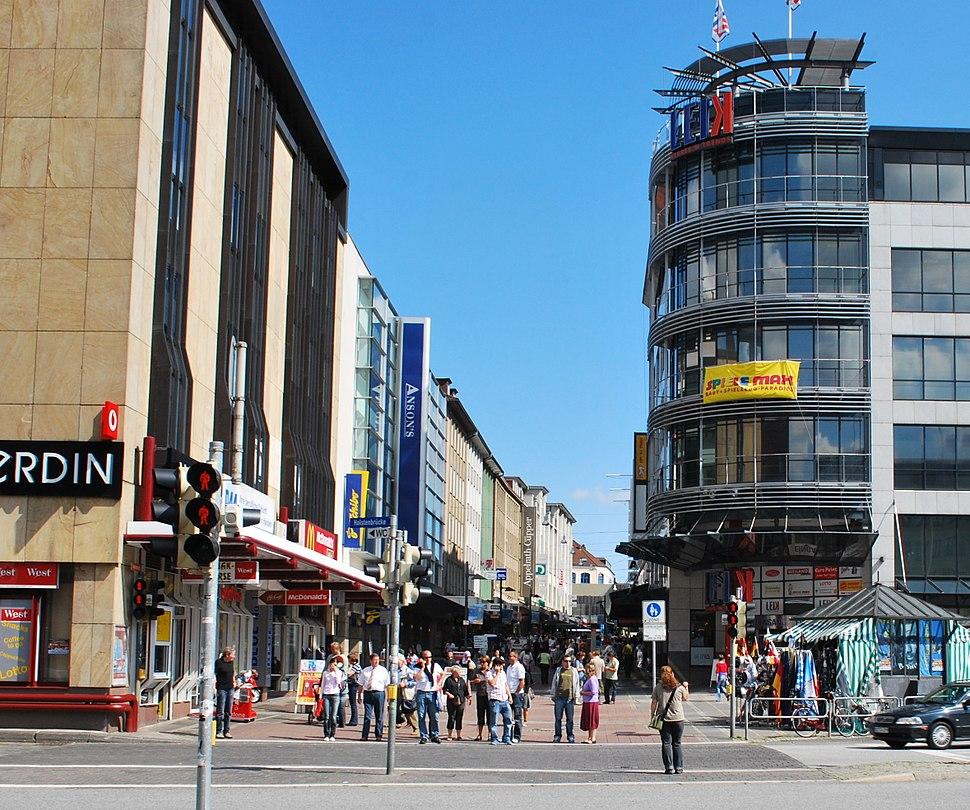 Holsten strasse Kiel
