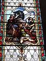 Hommert (Moselle) église, vitrail (01).jpg
