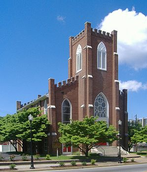 Die First Presbyterian Church in Hopkinsville