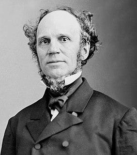 American politician (1810-1886)