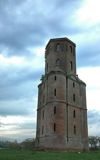 Horton, Dorset - The Horton Tower, built in 1750