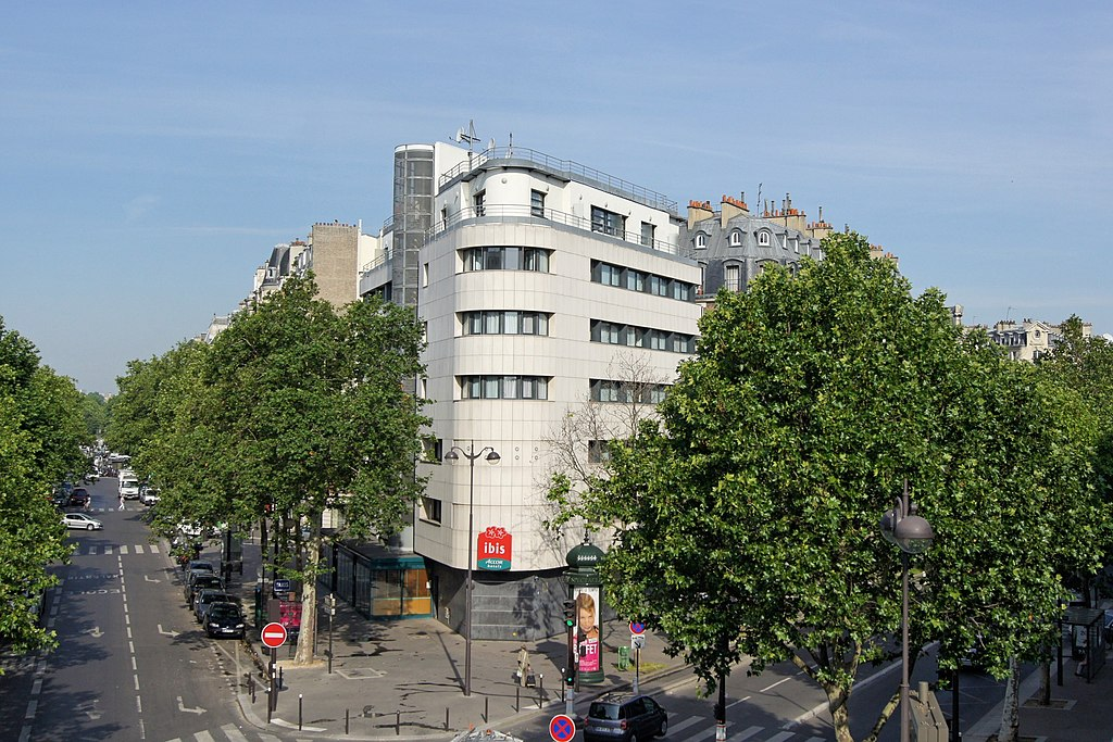 Hotel Ibis Paris Cdg Airport Roibypole  Roiby Cedex France