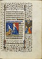 Hours of Isabella Stuart - Fitzwilliam Museum Ms62 f28r (Margaret of Brittany praying to the Virgin and Child).jpeg