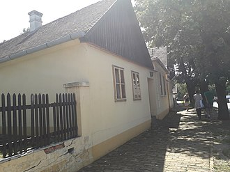 Jovan Jovanović Zmaj - House of Jovan Jovanović Zmaj in Sremska Kamenica