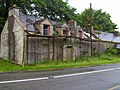 House with scaffolding - geograph.org.uk - 892452.jpg