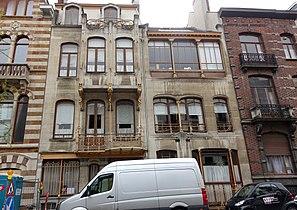Houses - Brussels, Belgium - DSC09125