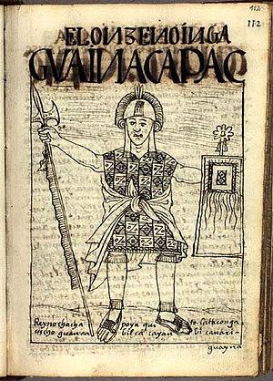 Quispiguanca - Huanya Capac