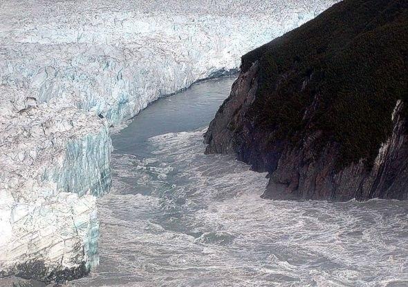 Hubbard Glacier August 14.2002