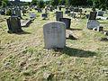 Hugh John Moore QPM grave Bell's Hill, Chipping Barnet (2).jpg