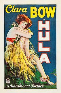 <i>Hula</i> (film) 1927 film by Victor Fleming, Henry Hathaway