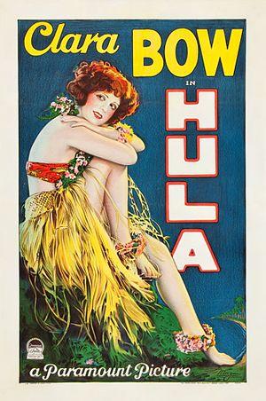 Hula (film) - Image: Hula 1927