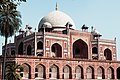 Humayun's Tomb diagonal view during month of October.jpg