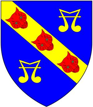 Hams, Chudleigh - Image: Hunt Of Chudleigh Arms