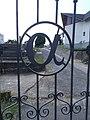 Hunyadi Street Cemetery, gate, alpha, 2020 Marcali.jpg