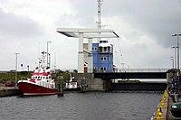 Hvide Sande, Denmark, Schleuse 8535.JPG